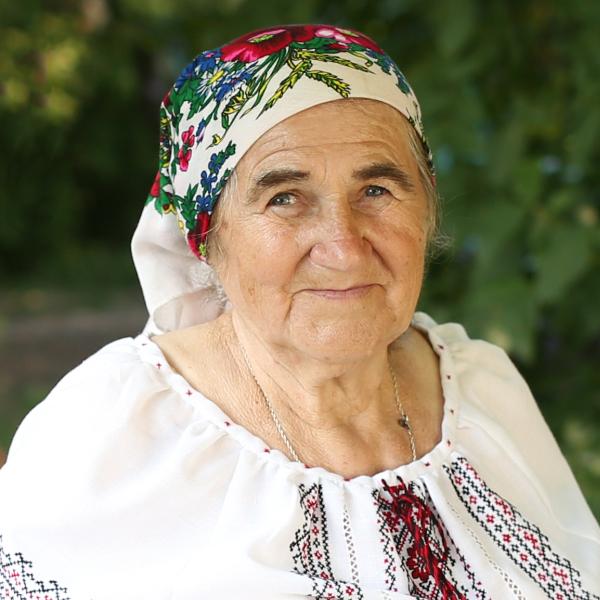 Степанівна